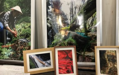 10月のふじのねミニギャラリーは、山岳写真家、三宅岳さんです。